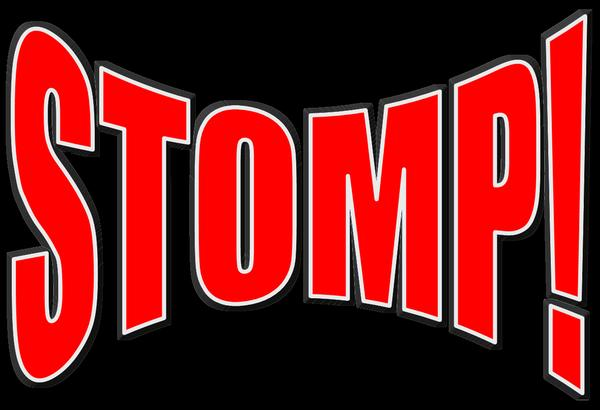 Stomp! The School for Performing Arts logo
