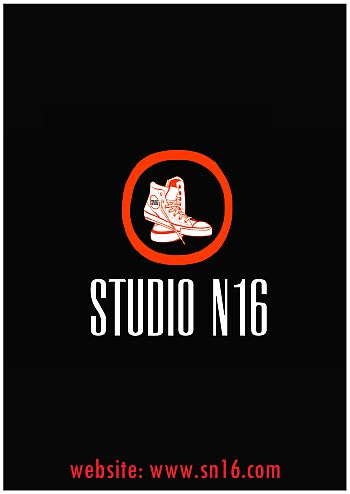 N16 Dance Studio Stoke Newington London N16 logo