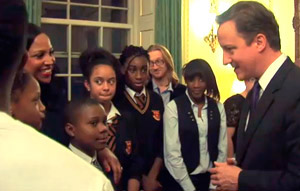 Supakids meet the Prime Minister