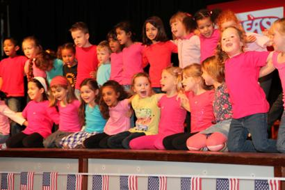 Cheam School Show