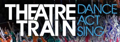 Kings Lynn Dance and Performing Arts School Theatretrain logo