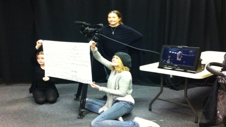 Stagecoach Banbury TV and Film workshop