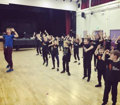 Dance classes Chichester