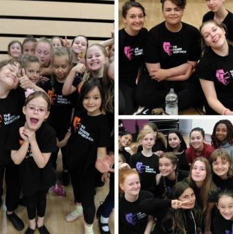 Dance and Drama training Eastbourne