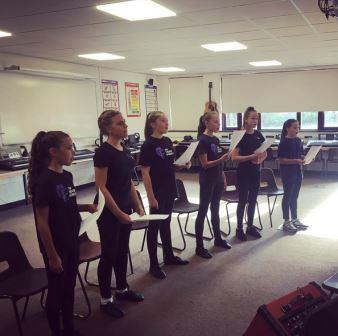 Musical Theatre Classes Eastbourne