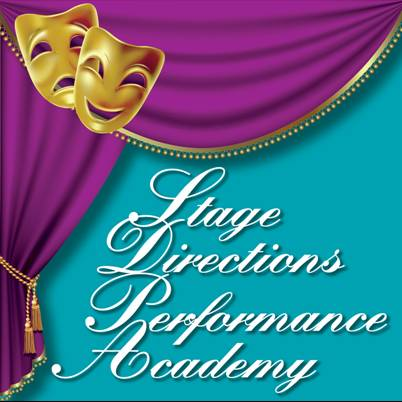 Stage Directions Performance Academy logo