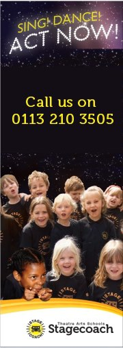 Theatre school in wetherby