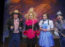 Wirral Perform Wizard of OZ