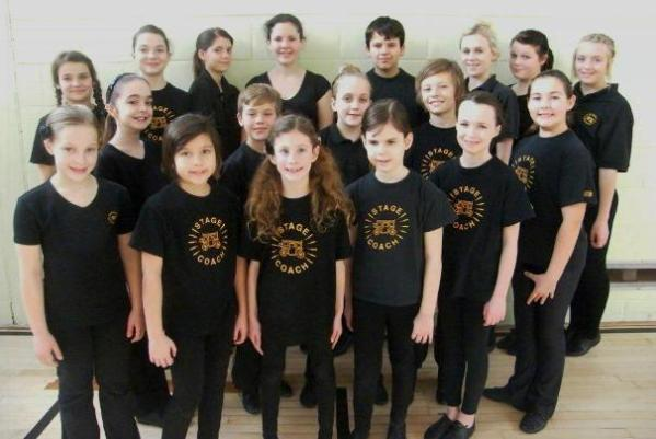 Worthing Drama School Kids